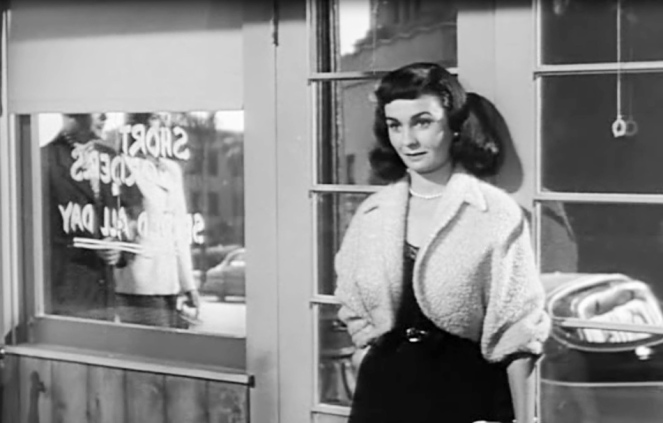 Image result for angel face film 1953