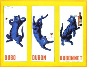 Dubonnet cat